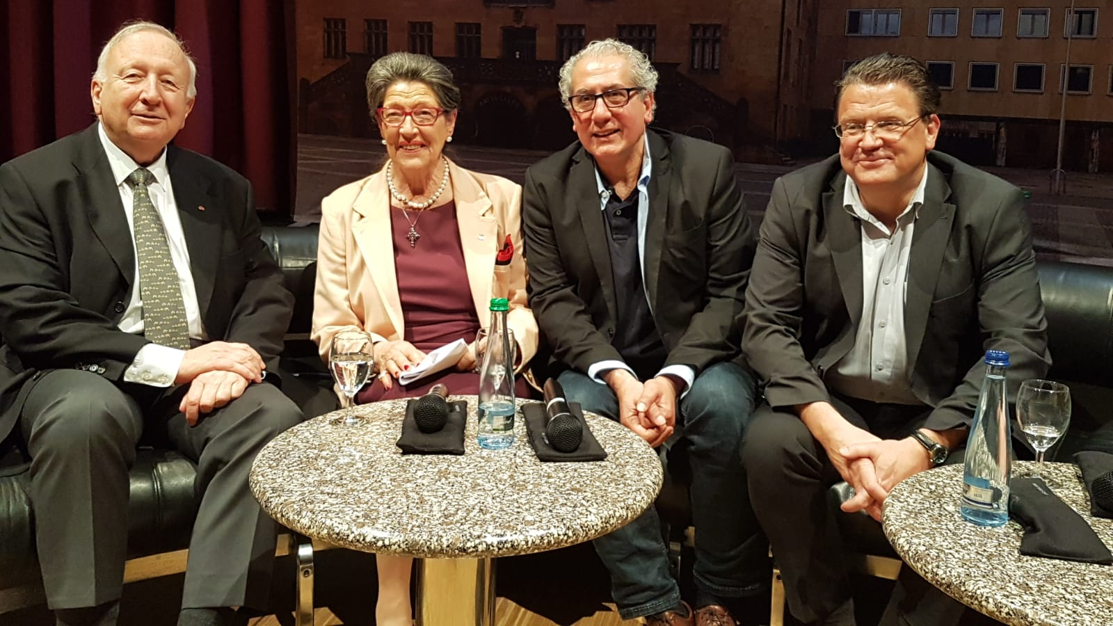 Podiumsdiskussion in Heilbronn am 13.04.2019